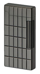 Sarome Flint Lighter SD6-20 Black nickel / Lattice