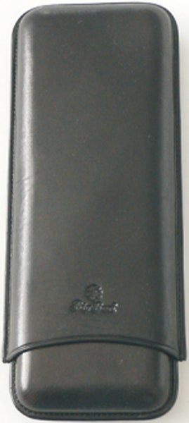 BigBen genuine leather cigar case 3 churchill 180 mm bl-bl 656.111.310