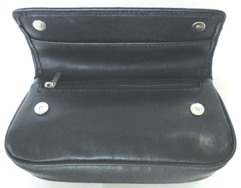 BigBen genuine leather pouch for 2 pipes & tobacco combination 743.221.210