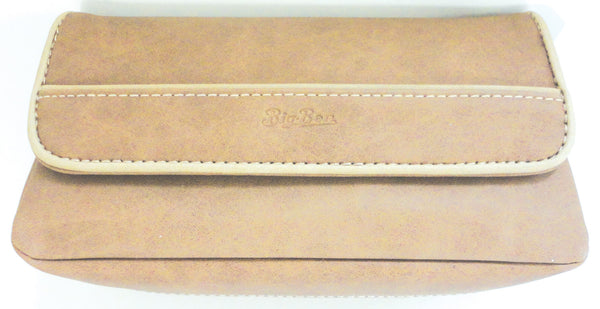 BigBen genuine leather pouch for 2 pipes & tobacco combination 743.221.222
