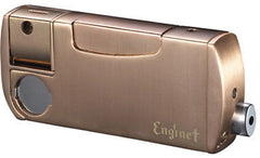 Enginet Paradise Combination of Pipe Built-In Lighter 06-40-102 Rose Gold Satin