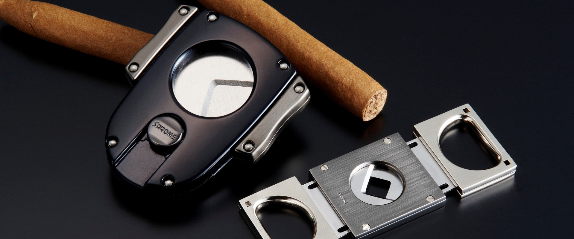 Sarome Cigar Cutters Patented Worldwide