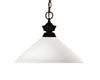 Z-Lite Chance/Aztec 100701BRZ-AMO14 Pendant Light