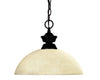 Z-Lite Windsor 100701MB-DGM14 Pendant Light