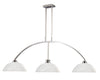 Z-Lite Martini 151BN-DWL14 Island/Billiard Light