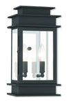 Livex Lighting Princeton Black Wall Lantern 2014-04