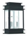Livex Lighting Princeton Black Wall Lantern 2016-04