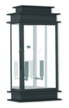 Livex Lighting Princeton Black Wall Lantern 2018-04