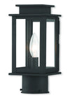 Livex Lighting Princeton Black Post Lantern 20201-04