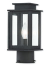 Livex Lighting Princeton Bronze Post Lantern 20201-07