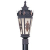 Livex Lighting Berkshire Bronze Outdoor Post Lantern 2194-07