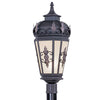 Livex Lighting Berkshire Bronze Outdoor Post Lantern 2198-07