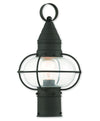 Livex Lighting Newburyport Black Post Lantern 26902-04