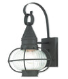 Livex Lighting Newburyport Bronze Wall Lantern 27001-07