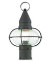 Livex Lighting Newburyport Bronze Post Lantern 27002-07