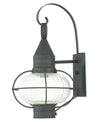Livex Lighting Newburyport Bronze Wall Lantern 27004-07
