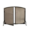 "Meyda 40""W X 32""H Prime Arched Fireplace Screen"