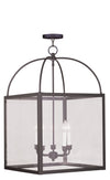Livex Lighting Milford Bronze Lantern 4038-07