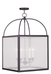 Livex Lighting Milford Bronze Lantern 4058-07