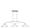 Livex Lighting Somerset Brushed Nickel Billiard/Island 4224-91
