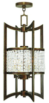 Livex Lighting Grammercy Hand Painted Palacial Bronze Lantern  50566-64