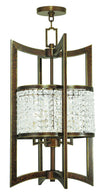 Livex Lighting Grammercy Hand Painted Palacial Bronze Lantern  50567-64