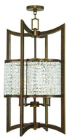 Livex Lighting Grammercy Hand Painted Palacial Bronze Lantern  50569-64