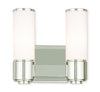 Livex Lighting Weston Polished Nickel ADA Wall Sconce/ Bath Vanity 52102-35