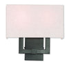 Livex Lighting Meridian English Bronze ADA Wall Sconce 52132-92
