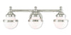 Livex Lighting Oldwick Polished Chrome Bath Vanity 5713-05