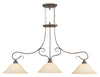 Livex Lighting Coronado Imperial Bronze Island 6108-58