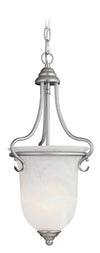 Livex Lighting Coronado Brushed Nickel Hall/Foyer 6116-91