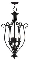 Livex Lighting Coronado Bronze Foyer Chandelier 6128-07