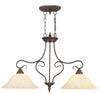 Livex Lighting Coronado Imperial Bronze Island 6132-58