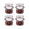 Lasso Set of 4 Votives