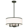 Livex Lighting Park Ridge Bronze Pendant Chandelier 62615-07