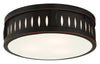Livex Lighting Vista Olde Bronze Ceiling Mount 65508-67