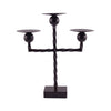Rodeo 3 Pillar Candelabrum