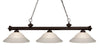 Z-Lite Riviera Bronze 100703BRZ-SW16 Island/Billiard Light