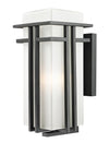 Z-Lite Abbey 549B-BK Outdoor Light