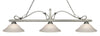 Z-Lite Melrose 114-3AS-SW16 Island/Billiard Light