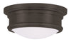 Livex Lighting Astor Bronze Ceiling Mount 7341-07