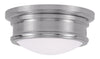 Livex Lighting Astor Brushed Nickel Ceiling Mount 7341-91