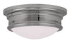 Livex Lighting Astor Polished Chrome Ceiling Mount 7342-05