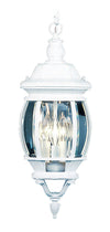 Livex Lighting Frontenac White Chain Lantern 7527-03