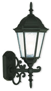 Livex Lighting Hamilton Textured Black  Outdoor Wall Lantern 75463-14