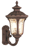 Livex Lighting Oxford Imperial Bronze Outdoor Wall Lantern 7652-58