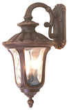 Livex Lighting Oxford Imperial Bronze Outdoor Wall Lantern 7657-58