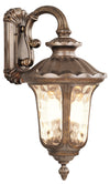 Livex Lighting Oxford Moroccan Gold Outdoor Wall Lantern 7663-50
