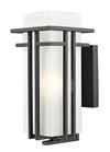 Z-Lite Abbey 549M-BK Outdoor Light